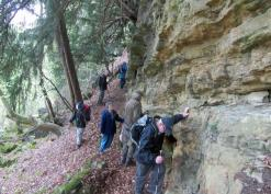 2018 Geology Field Meeting to Huntsham