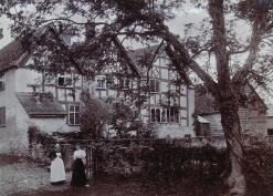1902 Summer House at Wootton  Almeley