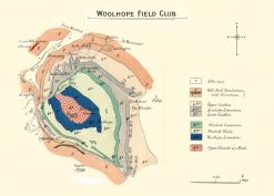 Geology of Woolhope Dome 1891 TWNFC